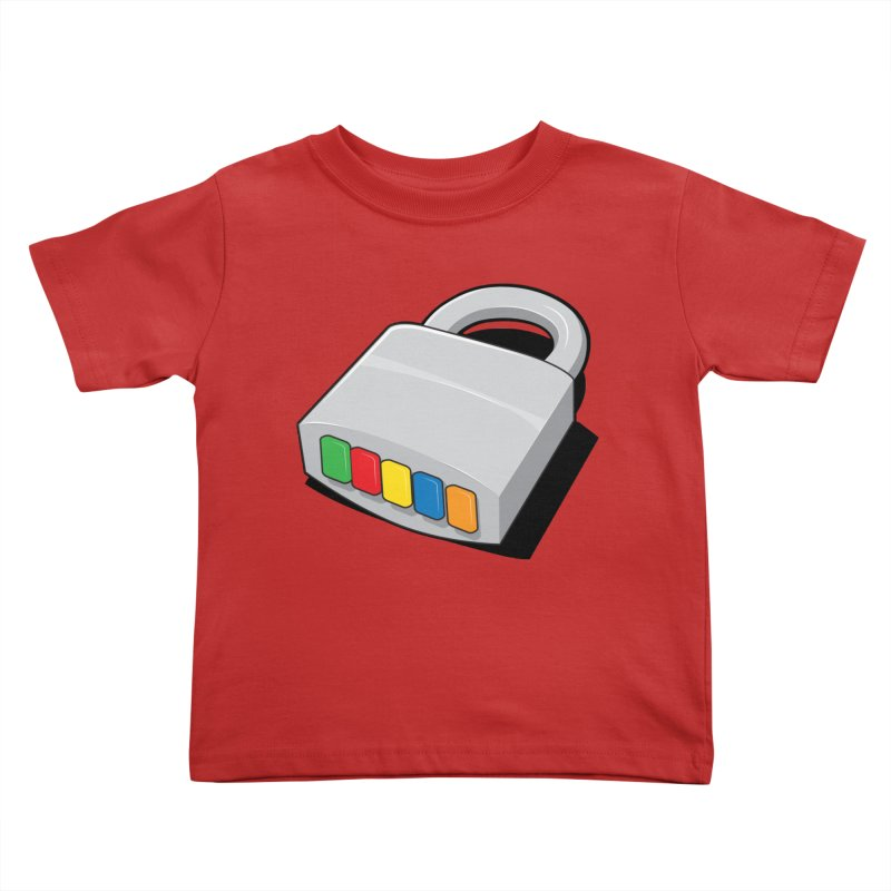 Code Hero Kids Toddler T-Shirt by Paulo Bruno Artist Shop