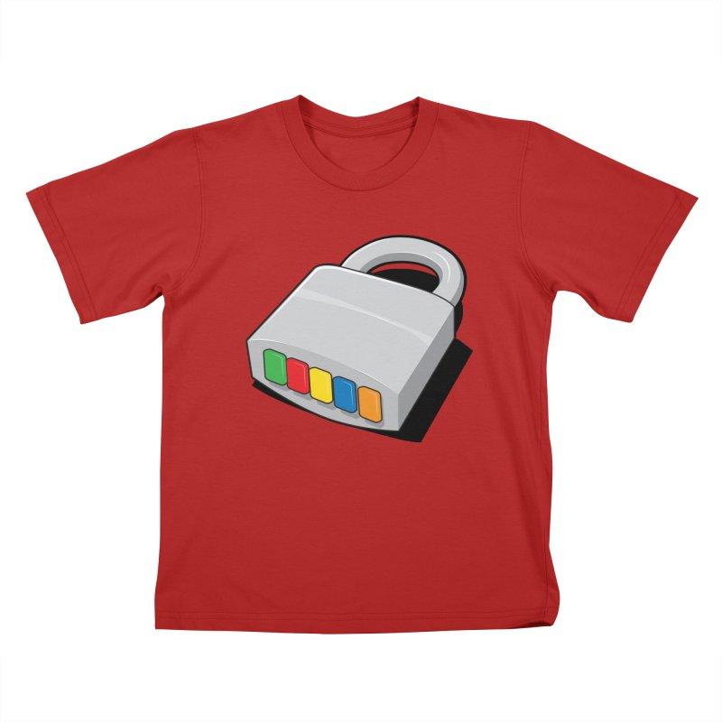 Code Hero Kids T-shirt by Paulo Bruno Artist Shop
