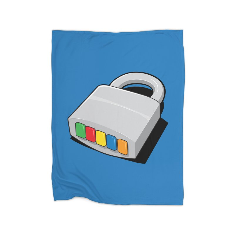Code Hero Home Blanket by Paulo Bruno Artist Shop