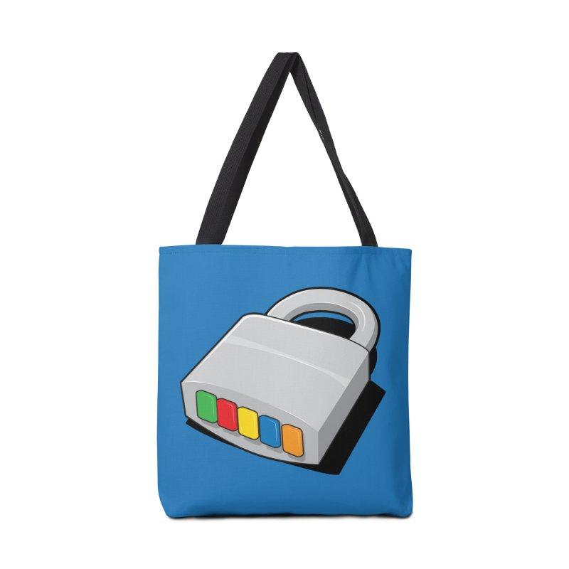 Code Hero Accessories Bag by Paulo Bruno Artist Shop