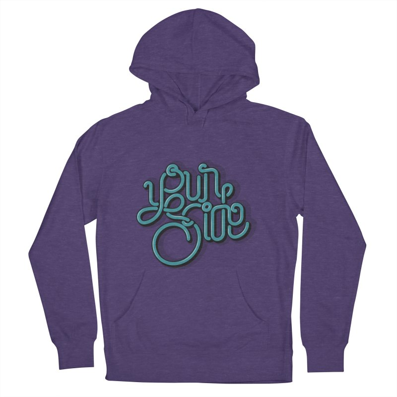 Your Side Women's Pullover Hoody by Paulo Bruno Artist Shop