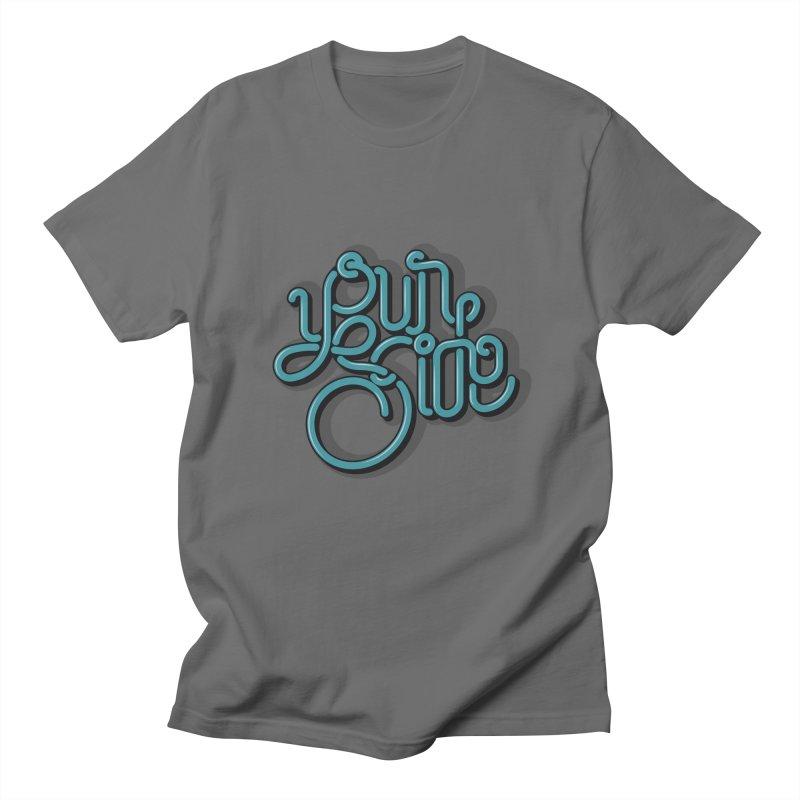 Your Side Men's Regular T-Shirt by Paulo Bruno Artist Shop