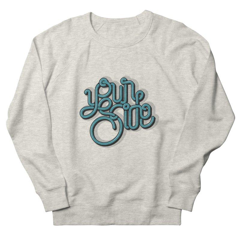 Your Side Men's Sweatshirt by Paulo Bruno Artist Shop