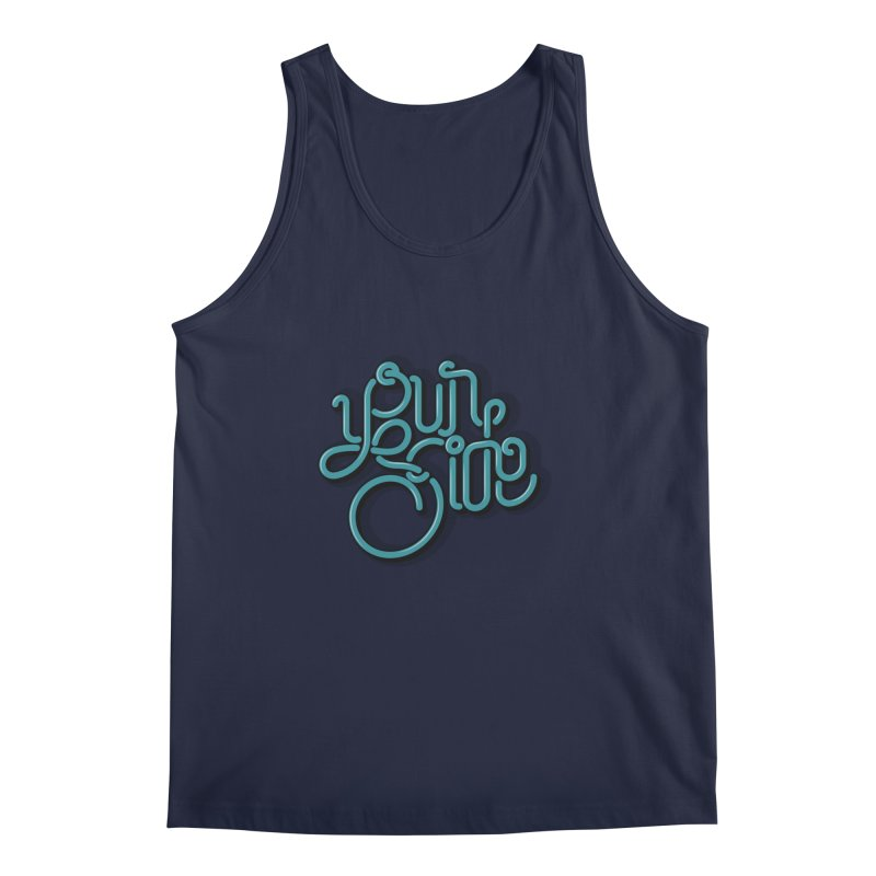 Your Side Men's Tank by Paulo Bruno Artist Shop