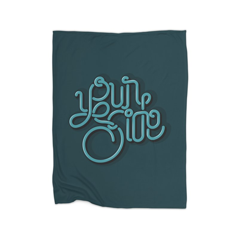 Your Side Home Blanket by Paulo Bruno Artist Shop