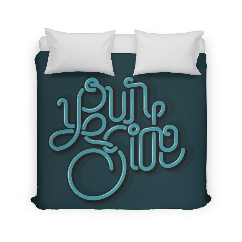 Your Side Home Duvet by Paulo Bruno Artist Shop