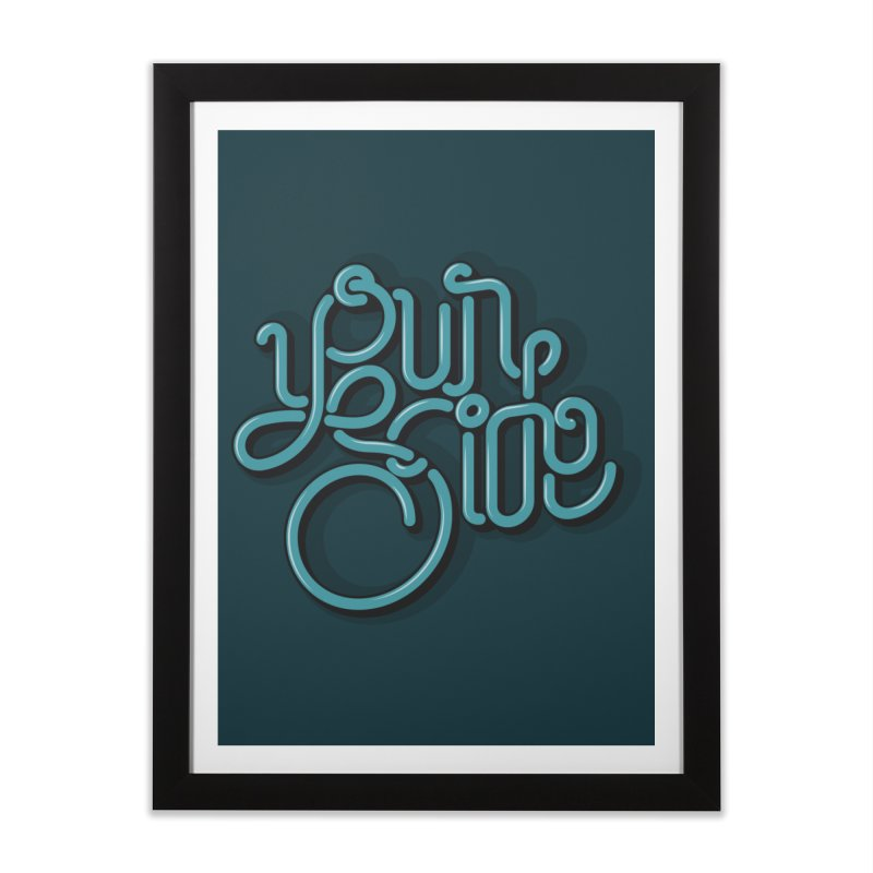 Your Side Home Framed Fine Art Print by Paulo Bruno Artist Shop