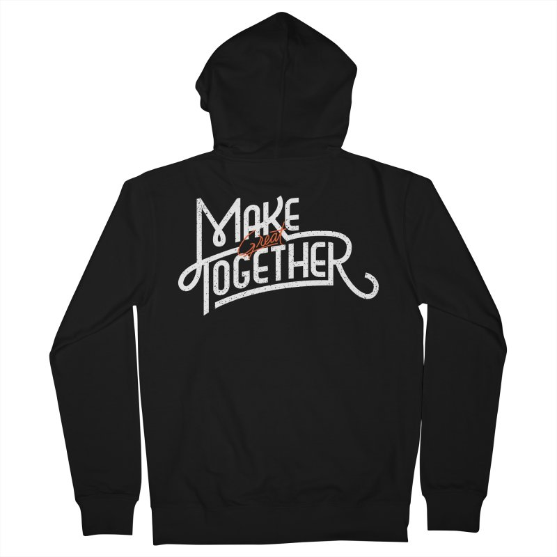 Make Great Together Men's  by Paulo Bruno Artist Shop