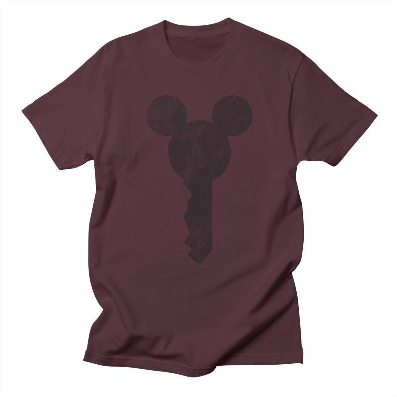 MicKey Men's Regular T-Shirt by Paulo Bruno Artist Shop