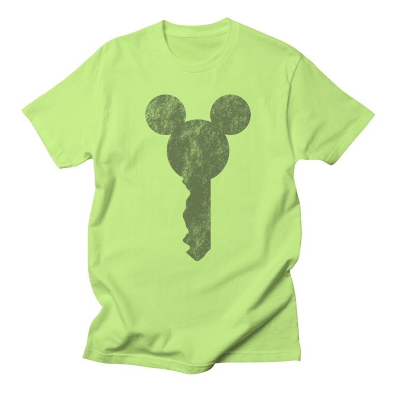 MicKey Men's Regular T-Shirt by Paulo Bruno Artist Shop