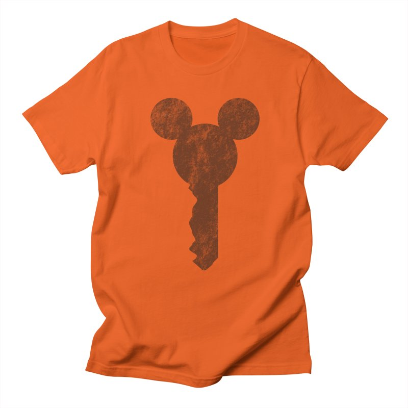 MicKey Men's T-shirt by Paulo Bruno Artist Shop