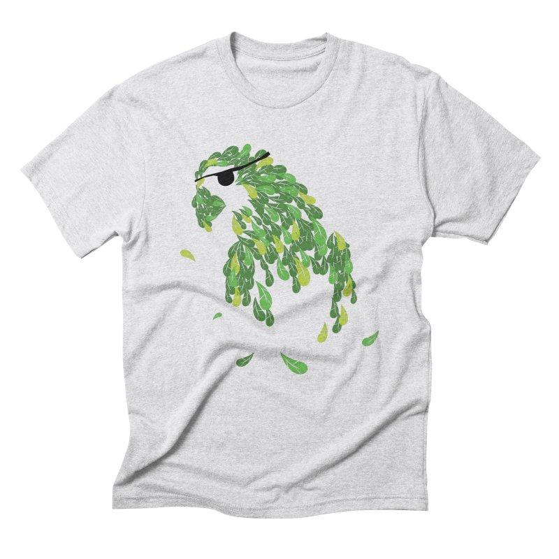 Pirates Parrot  Men's Triblend T-shirt by Paulo Bruno Artist Shop