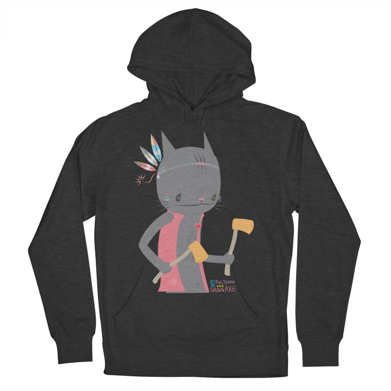 GOLDEN AXE - EP02 Women's French Terry Pullover Hoody by PAUL PiERROt  Artist Shop
