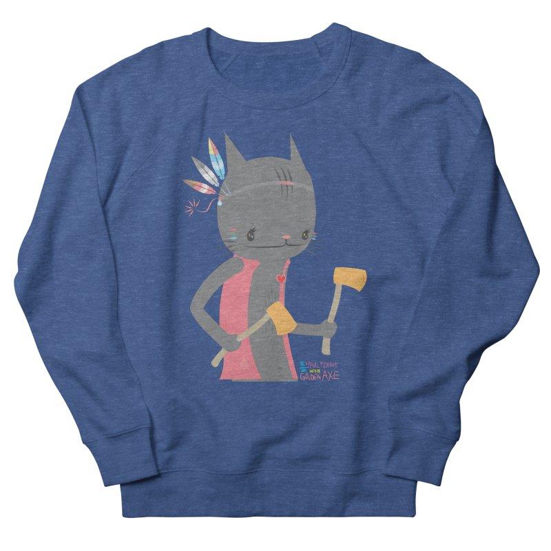 GOLDEN AXE - EP02 Women's French Terry Sweatshirt by PAUL PiERROt  Artist Shop