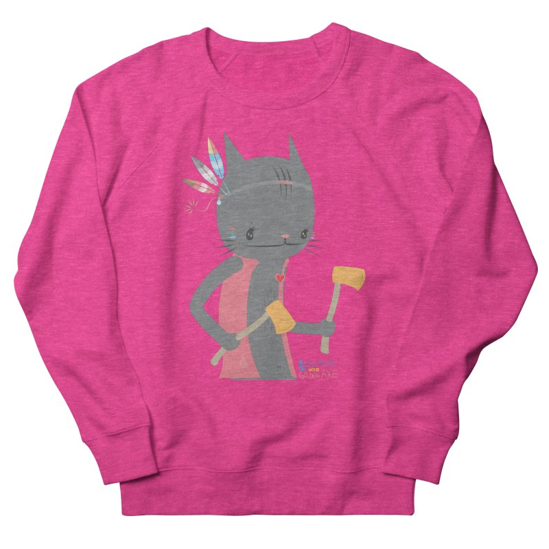 GOLDEN AXE - EP02 Women's Sweatshirt by PAUL PiERROt  Artist Shop