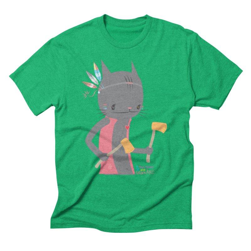 GOLDEN AXE - EP02 Men's Triblend T-Shirt by PAUL PiERROt  Artist Shop