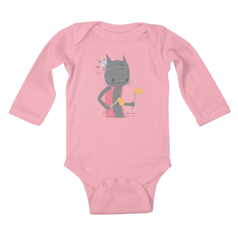 GOLDEN AXE - EP02 Kids Baby Longsleeve Bodysuit by PAUL PiERROt  Artist Shop