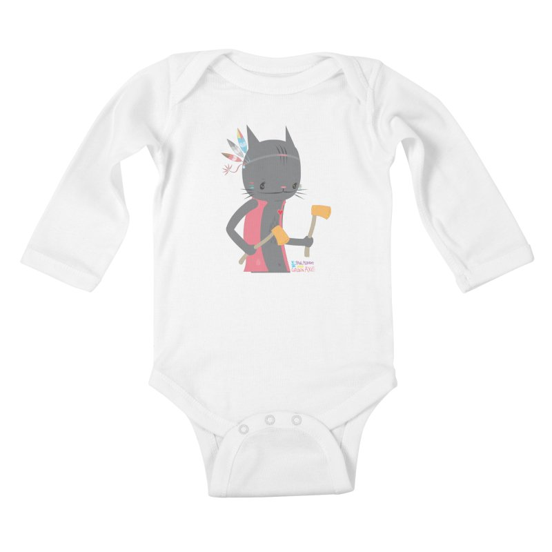 GOLDEN AXE - EP02 Kids Baby Longsleeve Bodysuit by PAUL PiERROt  Artist Shop