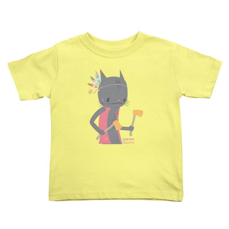 GOLDEN AXE - EP02 Kids Toddler T-Shirt by PAUL PiERROt  Artist Shop