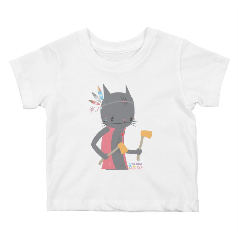 GOLDEN AXE - EP02 Kids Baby T-Shirt by PAUL PiERROt  Artist Shop
