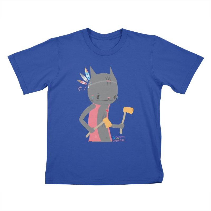 GOLDEN AXE - EP02 Kids T-Shirt by PAUL PiERROt  Artist Shop
