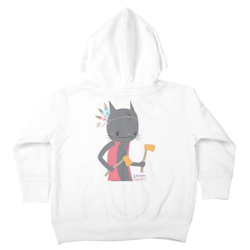 GOLDEN AXE - EP02 Kids Toddler Zip-Up Hoody by PAUL PiERROt  Artist Shop
