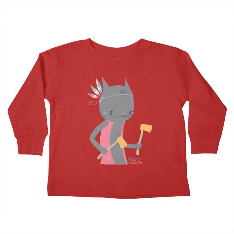 GOLDEN AXE - EP02 Kids Toddler Longsleeve T-Shirt by PAUL PiERROt  Artist Shop