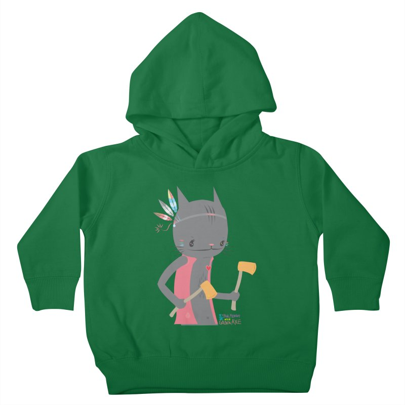 GOLDEN AXE - EP02 Kids Toddler Pullover Hoody by PAUL PiERROt  Artist Shop