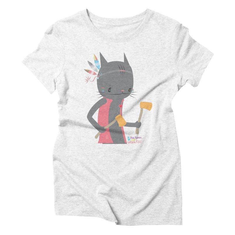 GOLDEN AXE - EP02 Women's Triblend T-shirt by PAUL PiERROt  Artist Shop