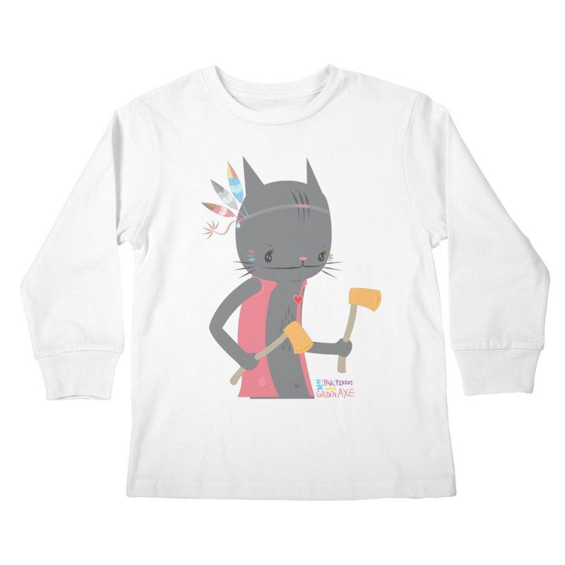 GOLDEN AXE - EP02 Kids Longsleeve T-Shirt by PAUL PiERROt  Artist Shop