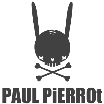 PAUL PiERROt  Artist Shop Logo