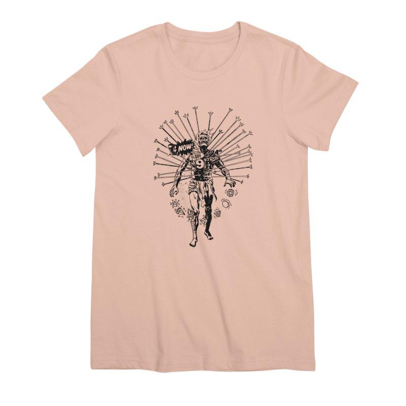 The Jewel Collector Women's Premium T-Shirt by Paul Rentler