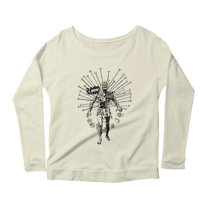 The Jewel Collector Women's Scoop Neck Longsleeve T-Shirt by Paul Rentler