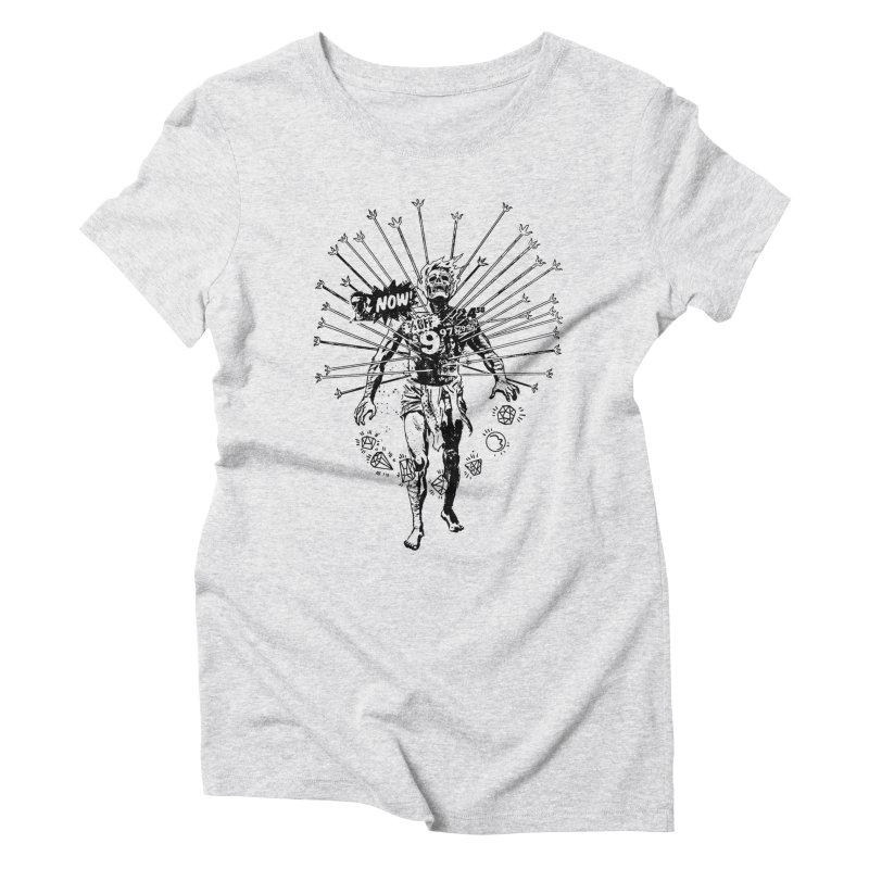 The Jewel Collector Women's Triblend T-Shirt by Paul Rentler