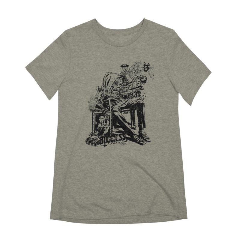 DOOMED Women's Extra Soft T-Shirt by Paul Rentler