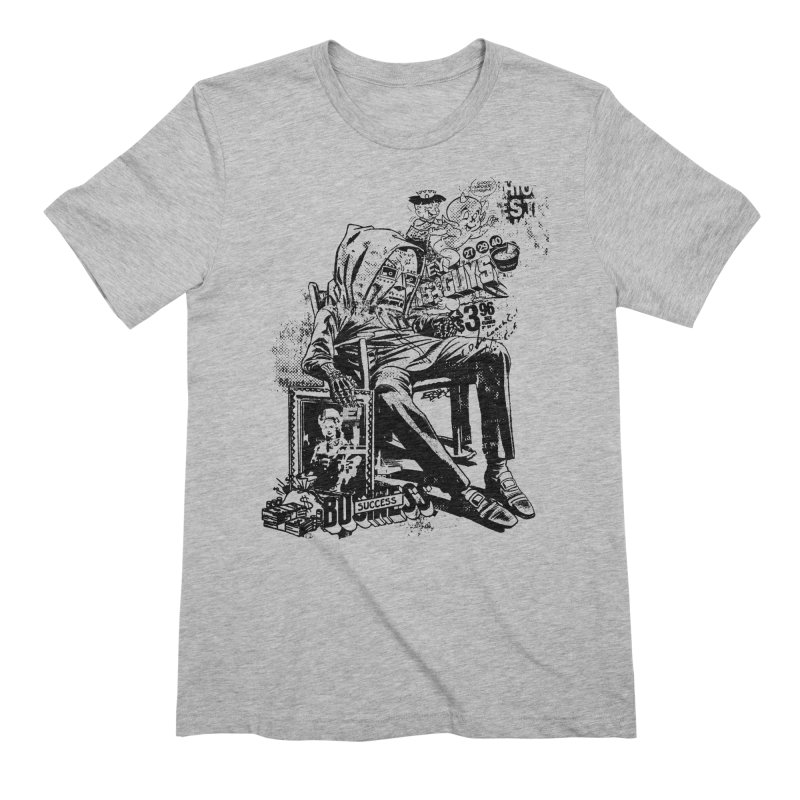 DOOMED Men's Extra Soft T-Shirt by Paul Rentler