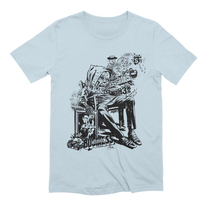 DOOMED Men's T-Shirt by Paul Rentler