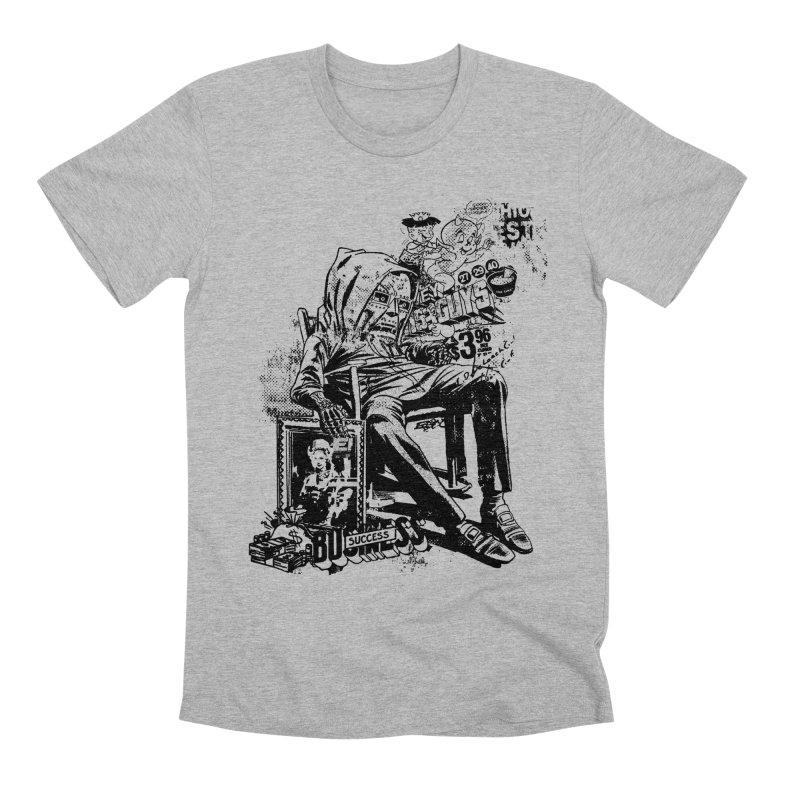 DOOMED Men's Premium T-Shirt by Paul Rentler