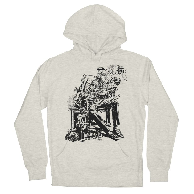 DOOMED Men's Pullover Hoody by Paul Rentler