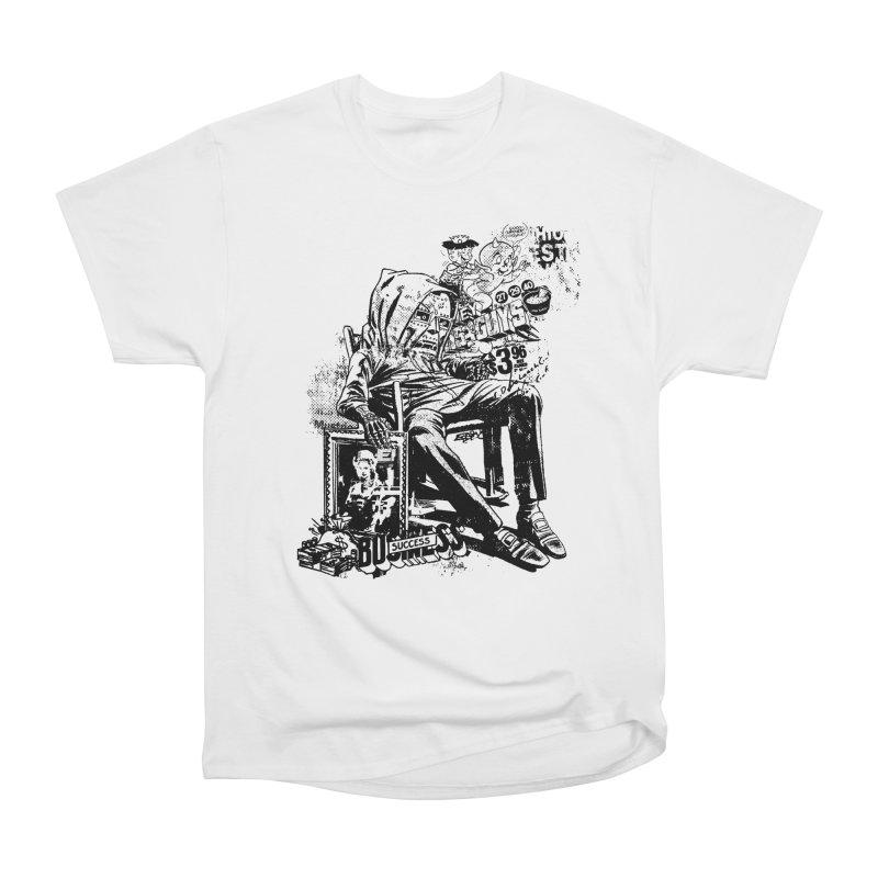 DOOMED Women's Heavyweight Unisex T-Shirt by Paul Rentler