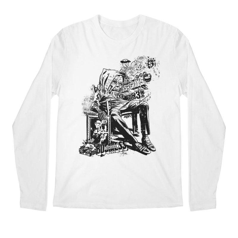 DOOMED Men's Longsleeve T-Shirt by Paul Rentler