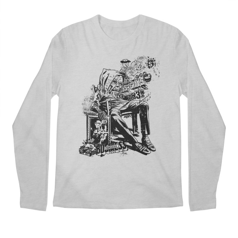 DOOMED Men's Longsleeve T-Shirt by Paul Rentler