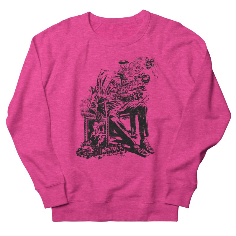 DOOMED Women's French Terry Sweatshirt by Paul Rentler
