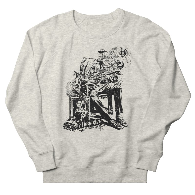DOOMED Men's French Terry Sweatshirt by Paul Rentler