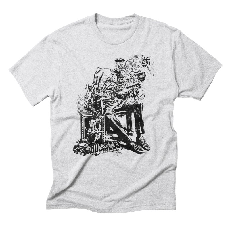 DOOMED Men's Triblend T-Shirt by Paul Rentler