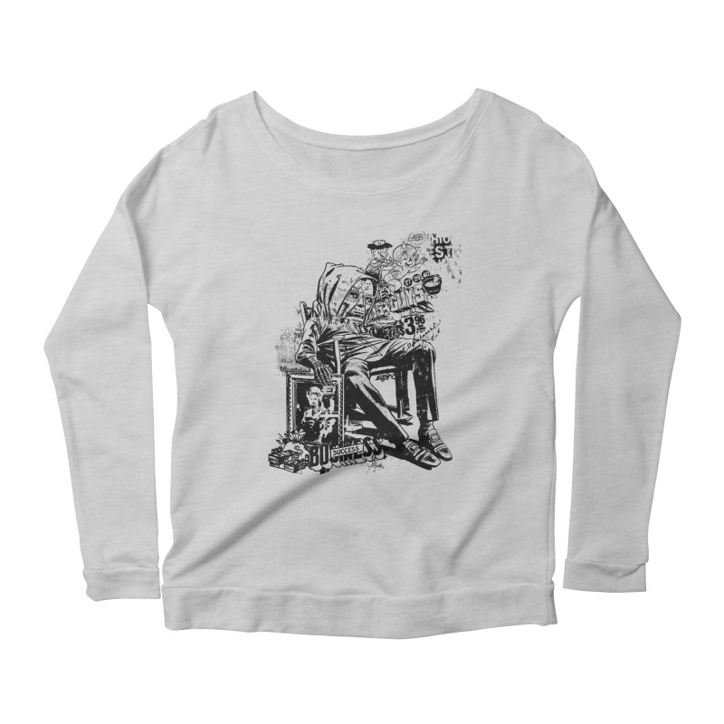 DOOMED Women's Longsleeve T-Shirt by Paul Rentler