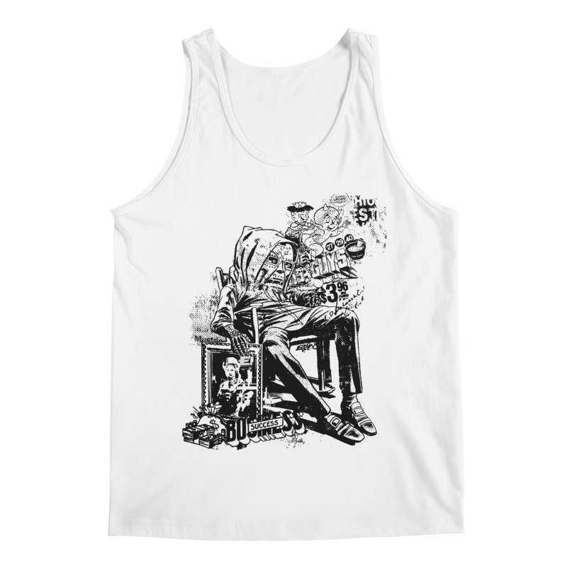 DOOMED Men's Tank by Paul Rentler