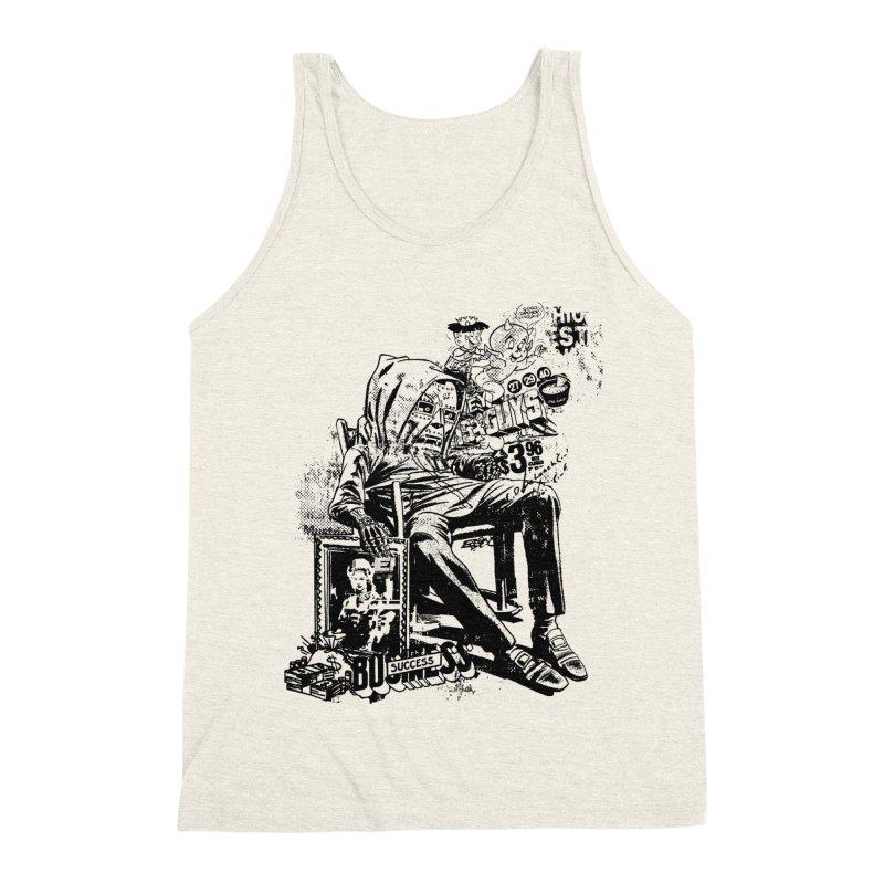 DOOMED Men's Triblend Tank by Paul Rentler