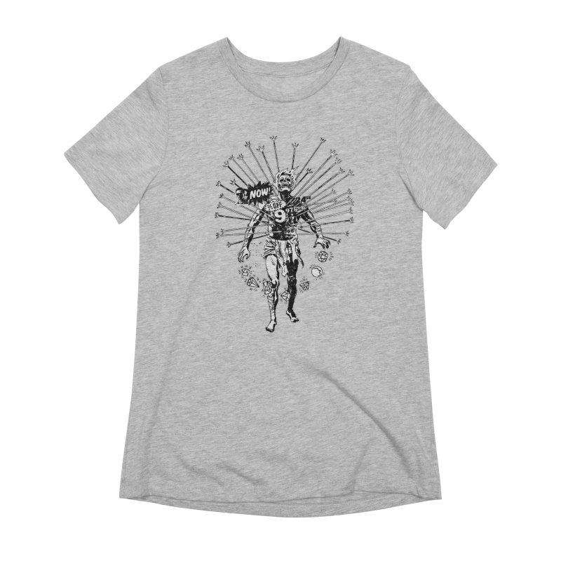 The Jewel Collector (two color) Women's T-Shirt by Paul Rentler