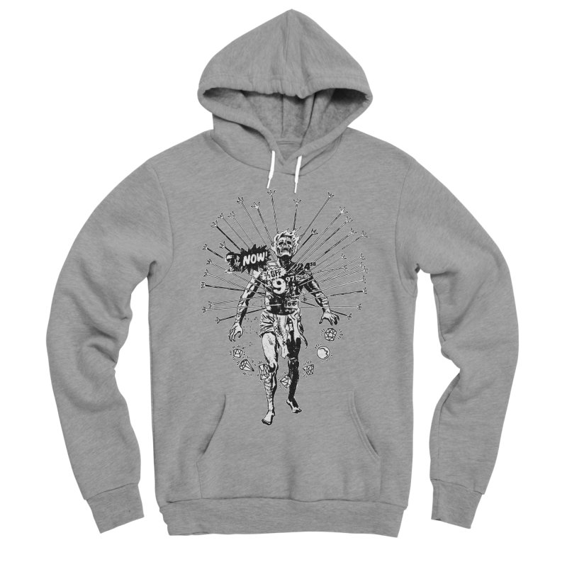 The Jewel Collector (two color) Women's Pullover Hoody by Paul Rentler